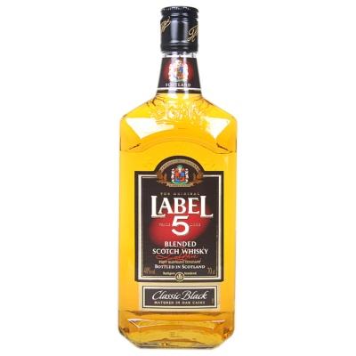 Label 5 Blended Scotch Whisky 700ml