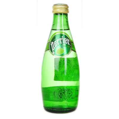 Perrier Lime Glass Bottle 330ml
