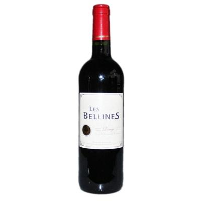 Les Bellines Red Wine 750ml