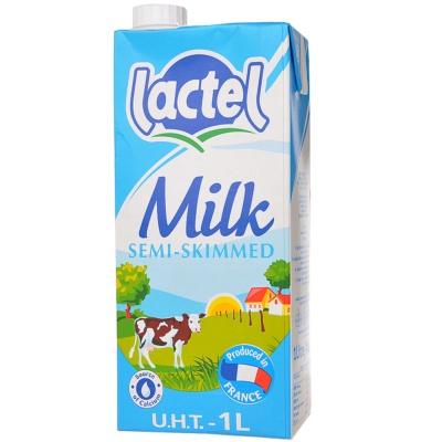 Lactel Semi-skimmed Milk 1L