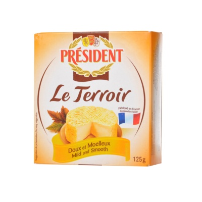 President Little Terroir 125g