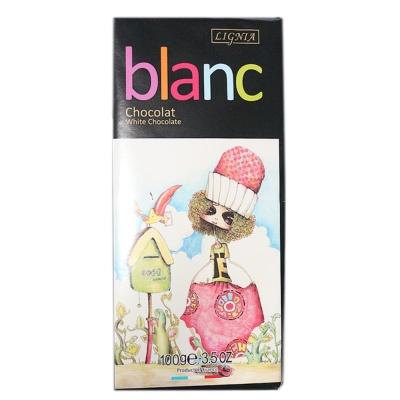 Lignia White Chocolat 100g