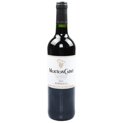 Mouton Cadet Bordeaux Dry Red Wine 750ml