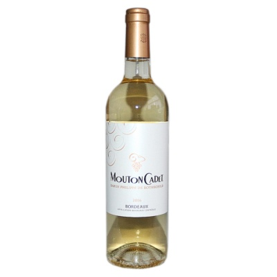 Mouton Cadet Bordeaux White Wine 750ml
