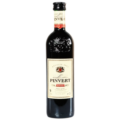 Pinvert Rouge Pay D'oc Wine 250ml