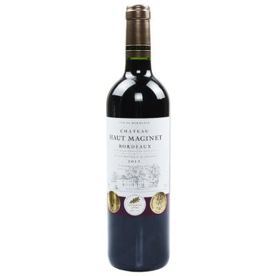 Haut Maginet Bordeaux Dry Red Wine 750ml