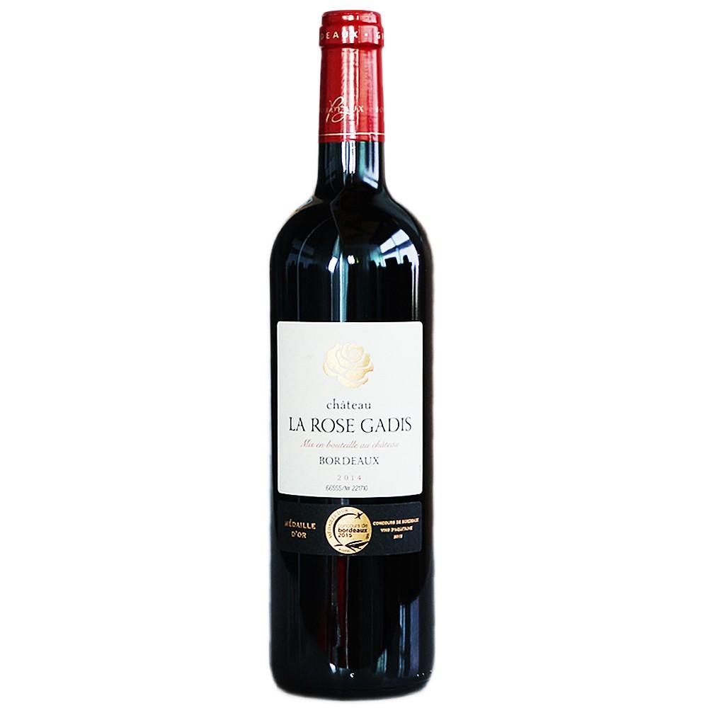 Chateau La Rose Gadis Red Wine 750ml