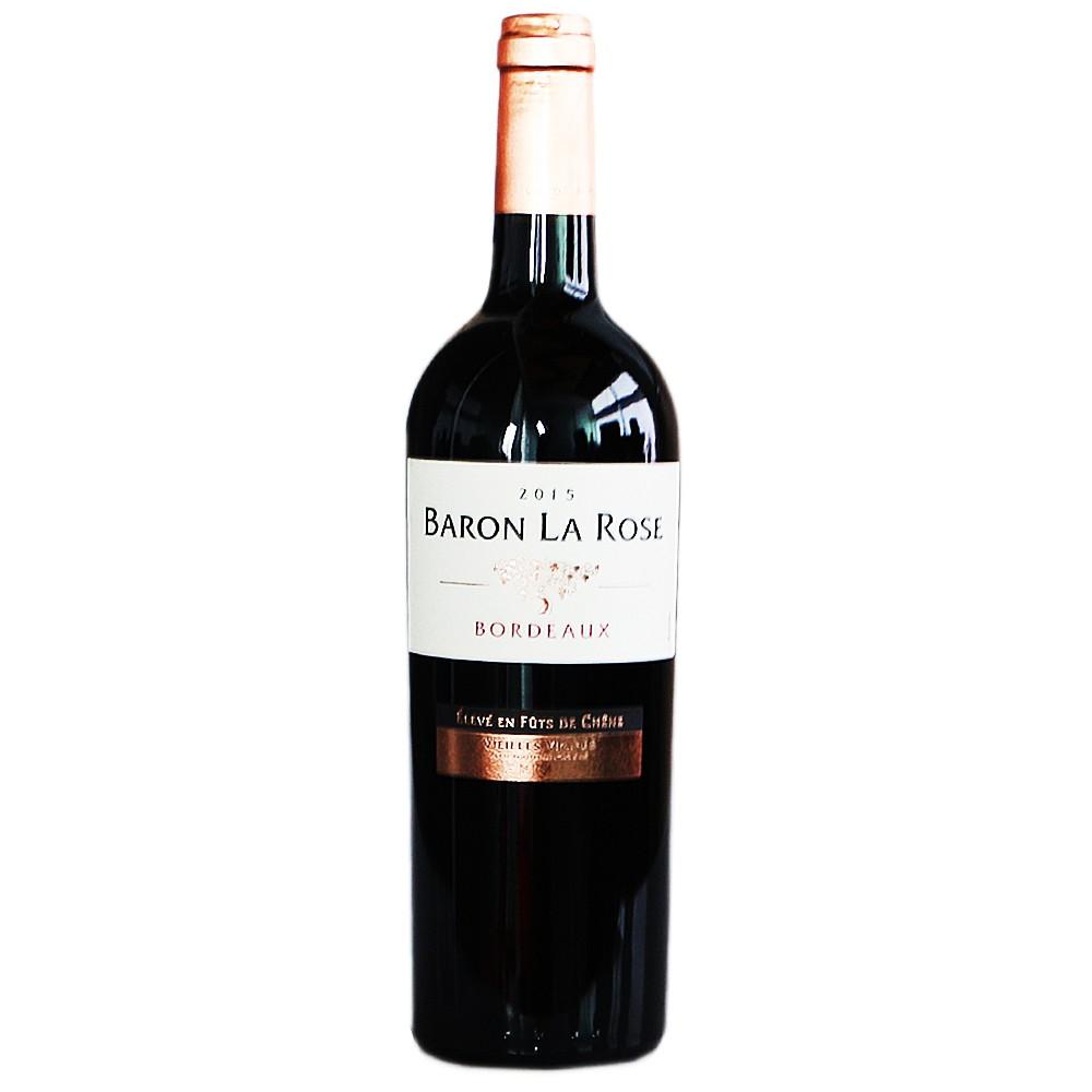Baron La Rose Bordeaux Red Wine 750ml