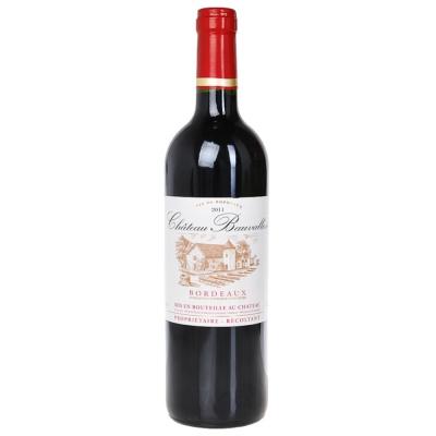博瓦隆城堡干红葡萄酒 750ml
