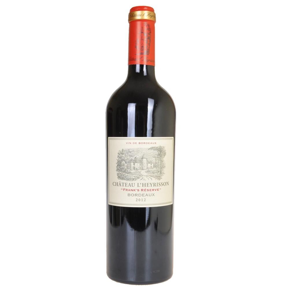 Chateau Bordeaux Rouge 750ml
