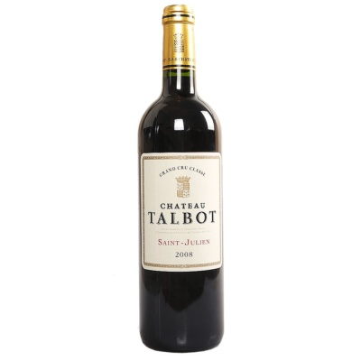 Chateau Talbot, Saint-Julien 750ml