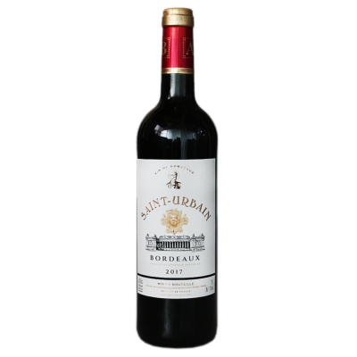Salnt-Urbain Bordeaux Red Wine 750ml