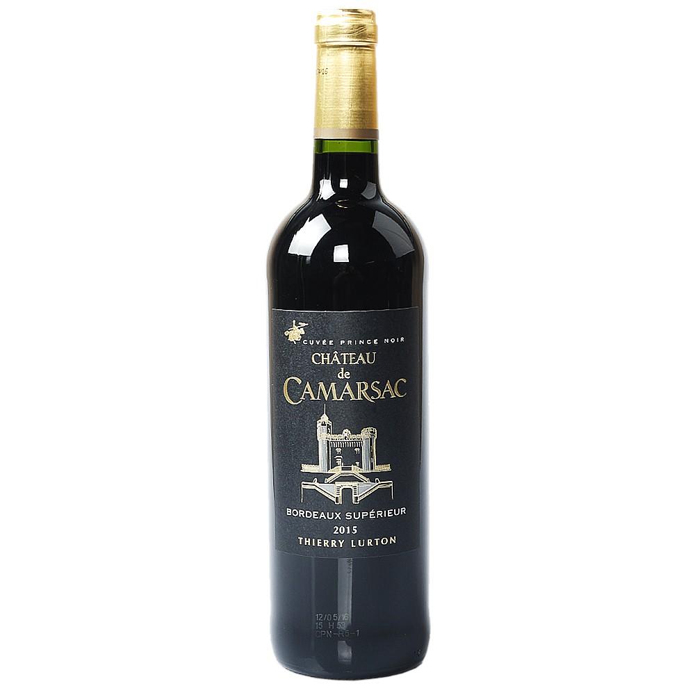 Camarsac Bordeaux Dry Red Wine 750ml
