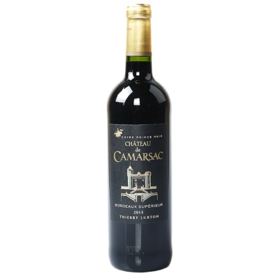 Camarsac Bordeaux Dry Red Wine 750ml