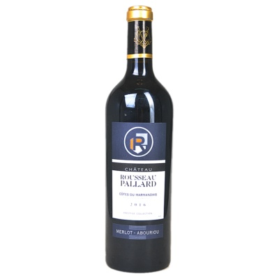Chateau Rousseau Pallard Merlot Red Wine 750ml