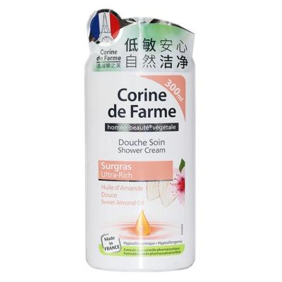 Crine De Farme Body Wash Sweet Almond Oil 300ml