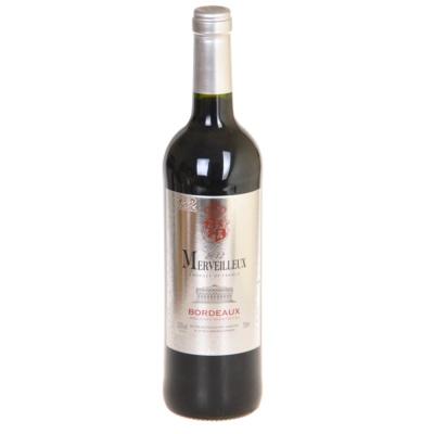 Merveilleux Bordeaux Rouge 750ml