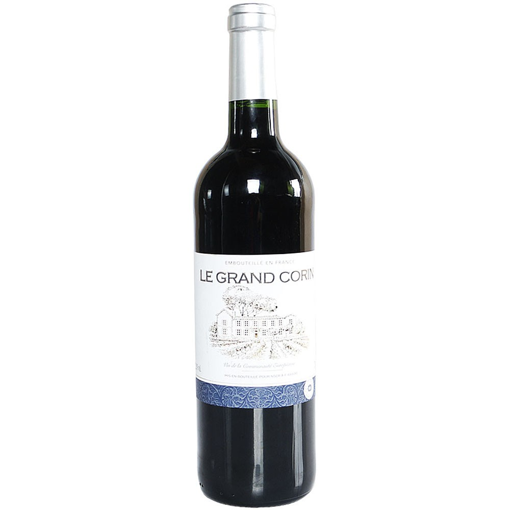 Le Grand Corin Dry Red Wine 750ml