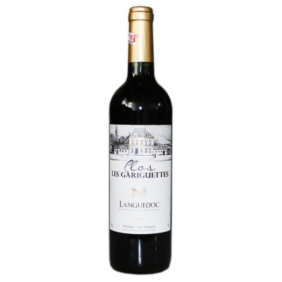 Clos Les Gariguettes Languedoc Red Wine 750ml