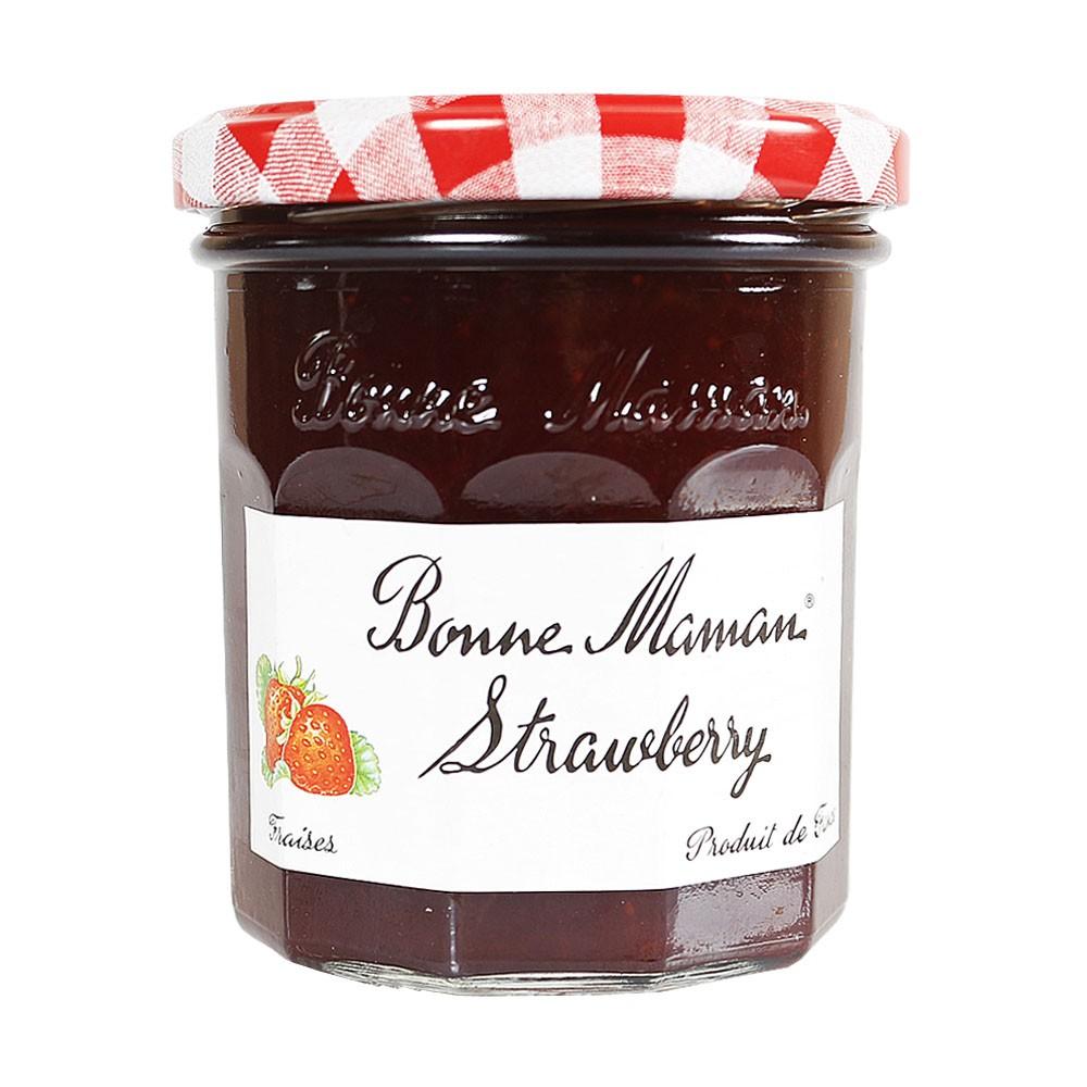 Bonne Maman Strawberry Preserves 225g