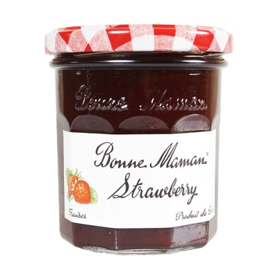 Bonne Manman Strawberry Jam 225g