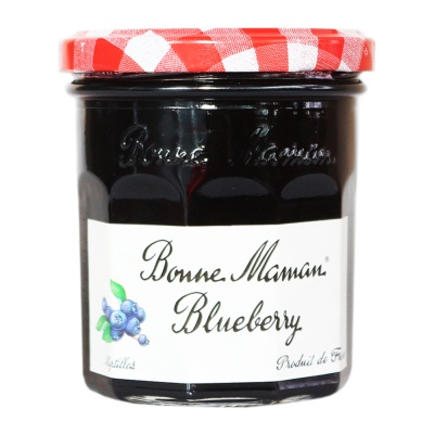 Bonne Manman Blueberry Preserves 225g