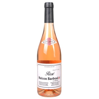 Maison Barboulot Cinsault Rose Red Wine 750ml