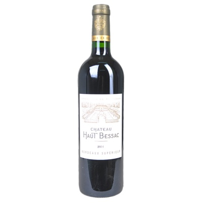 Chateau Haut Bessac Rouge Red Wine 750ml