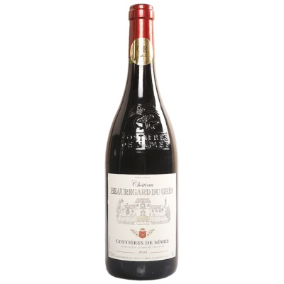 Chateau Beauregard Du Gres Dry Red Wine 750ml