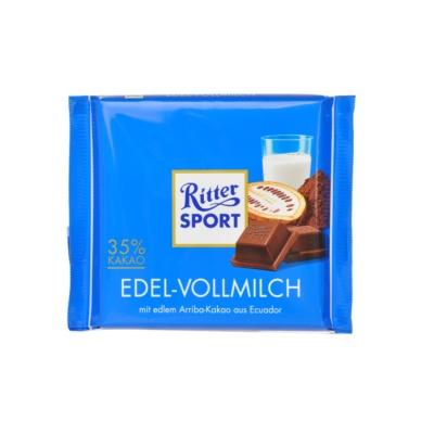 Ritter Sport Milk Chocolate 100g