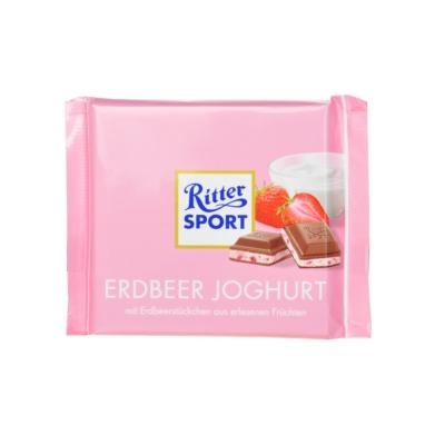 Ritter Strawberry Yougurt Chocolate 100g