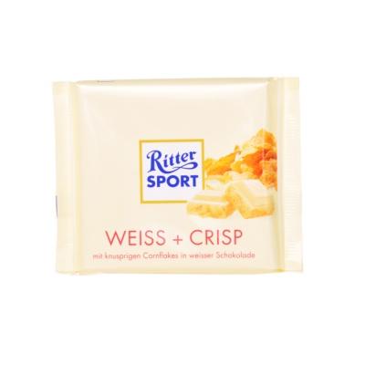 Ritter Sport Wessi Crisp White Chocolate 100g