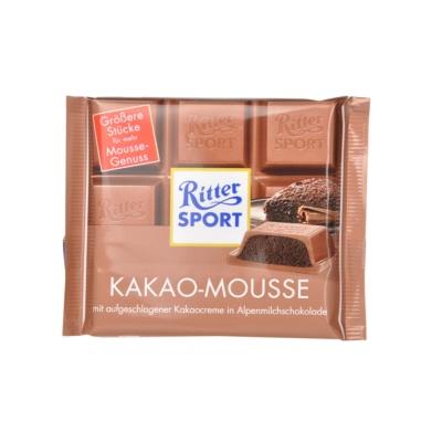 Ritter Sport Kakao Mousse Chocolate 100g