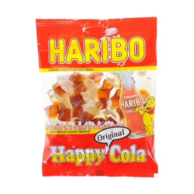 Haribo Happy Cola Soft Candy 200g