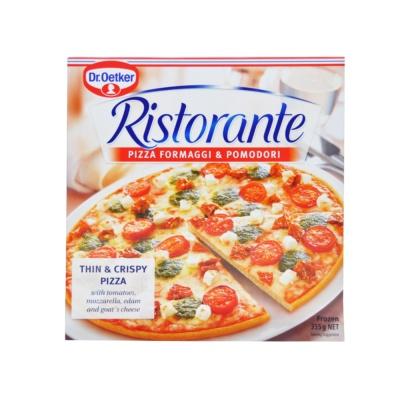 Dr.Oetker Formaggi&Pomodori Ristorante Pizza 355g