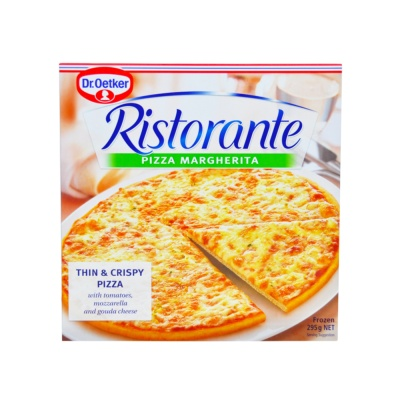 Dr.Oetker Margherita Ristorante Pizza 295g