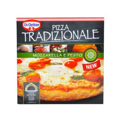 Dr.Oetker Mozzarella&Pesto Tradizionale Pizza 370g