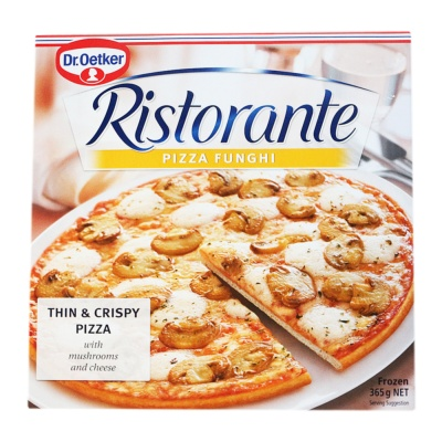 Ristorante Mushroom Pizza 365g
