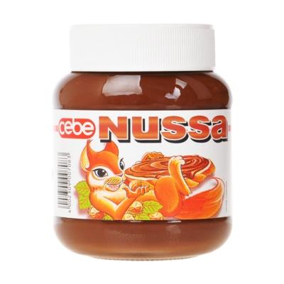 Cebe Nussa Chocolate Hazelnut Sauce 400g