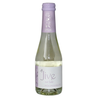 Jive Mit Sekt Elderberry Sparkling Wine 200ml