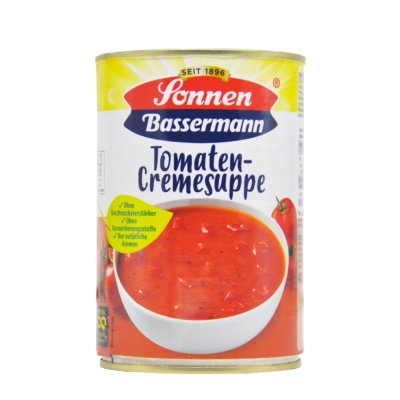 Sonnen Tomato Cream Soup 400ml