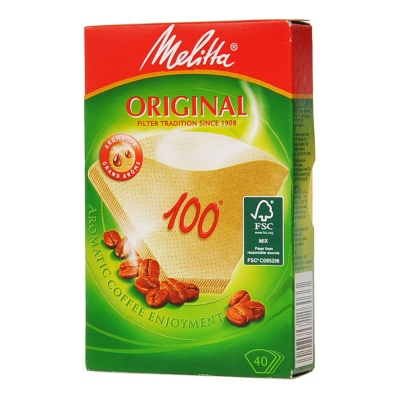 Melitta Original Filter 40pcs