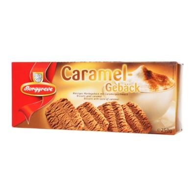 Borggreve Caramel-Geback Biscuits 250g