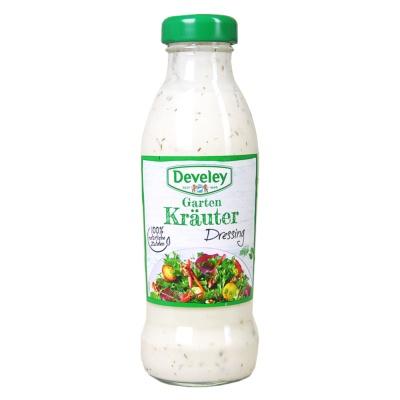 Develey Cream Vanilla Salad Dressing 230ml