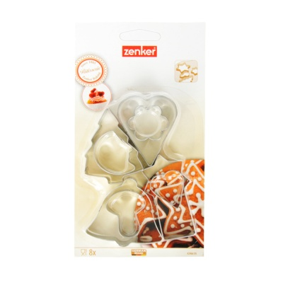 Zenker Cookie Cutters