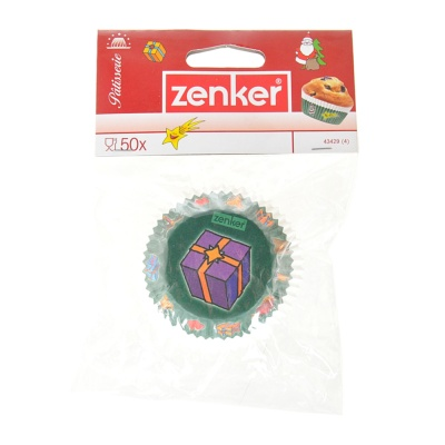 Zenker Muffin Paper Baking Mould