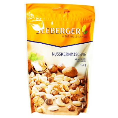 Seeberger Wertvolle Snacks (Nut Mix) 150g
