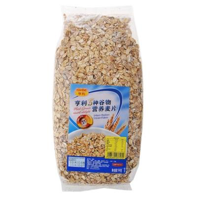 亨利5种谷物营养麦片 1kg