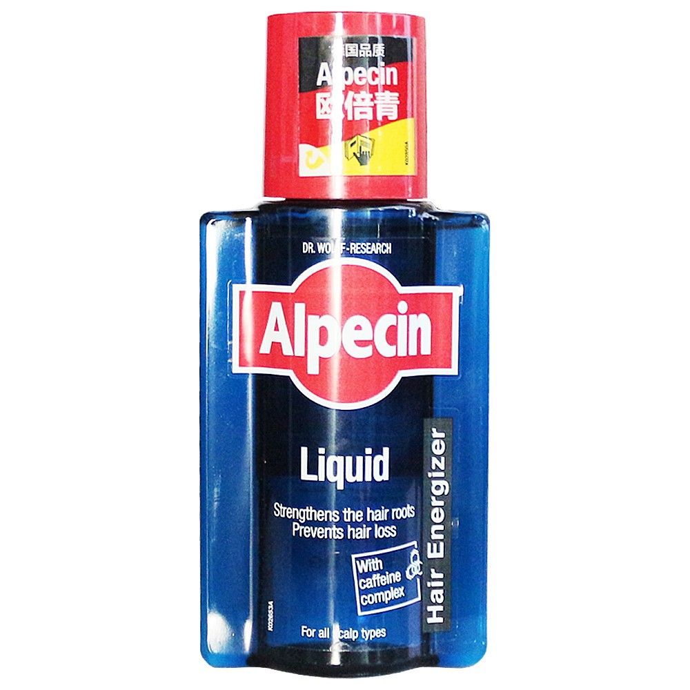 Alpecin Caffeine Hair Energizer Liquid 200ml