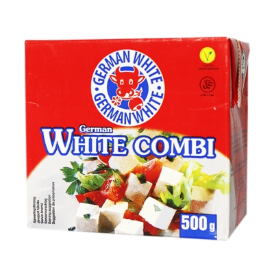 Lucky Cow German White Combi 500g